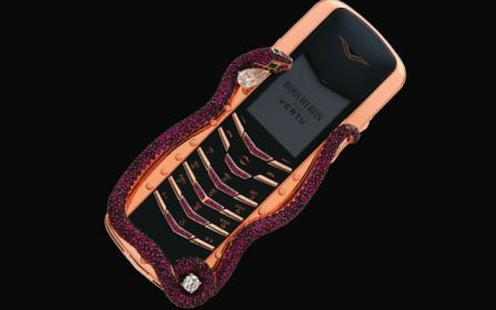 4. Vertu Signature Cobra