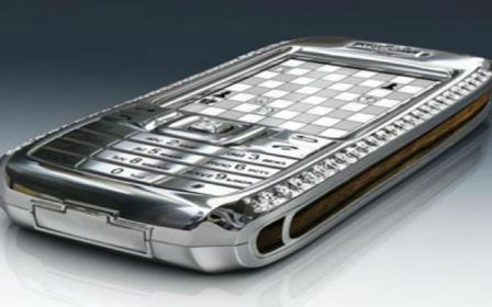 3. Diamond Crypto Smartphone