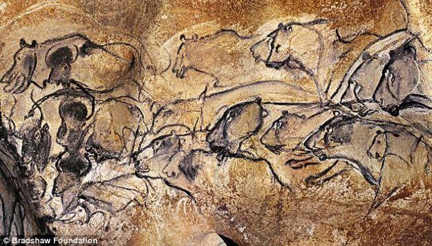 зачем люди рисовали в пещерах: