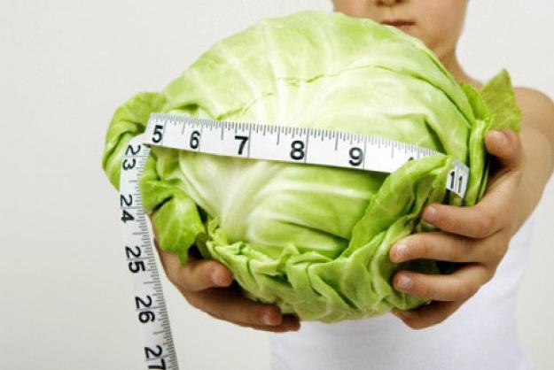 Овощная диета yf неделю
