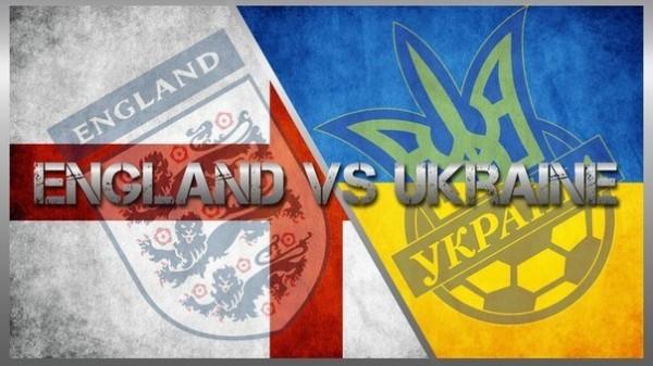 Англия Украина