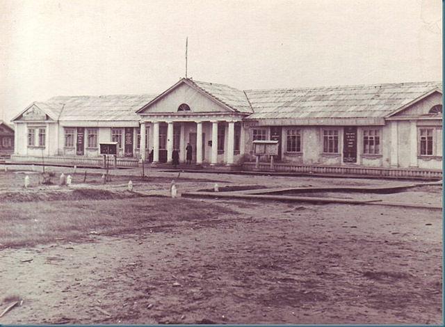 штаб 501 стройки