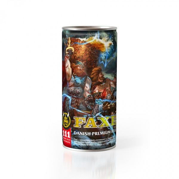 Faxe Limited Edition 2012