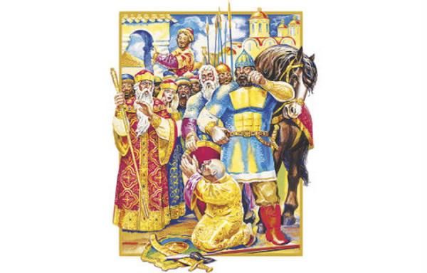 Чингисиды на коленях. Малоизвестный обычай русского двора