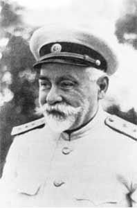 Леон Орбели