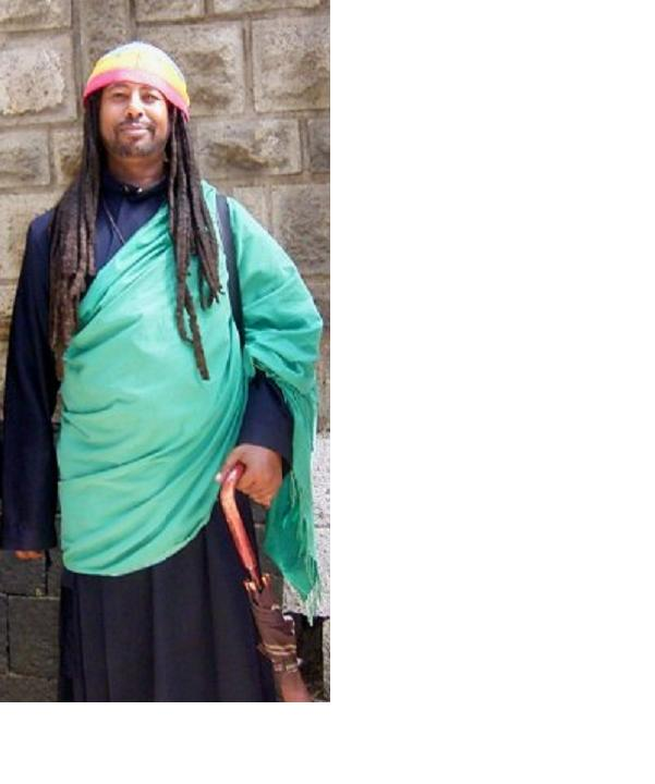 монах растаман