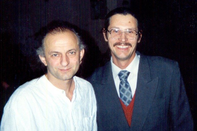Коненко и Полунин 1995 г. Москва