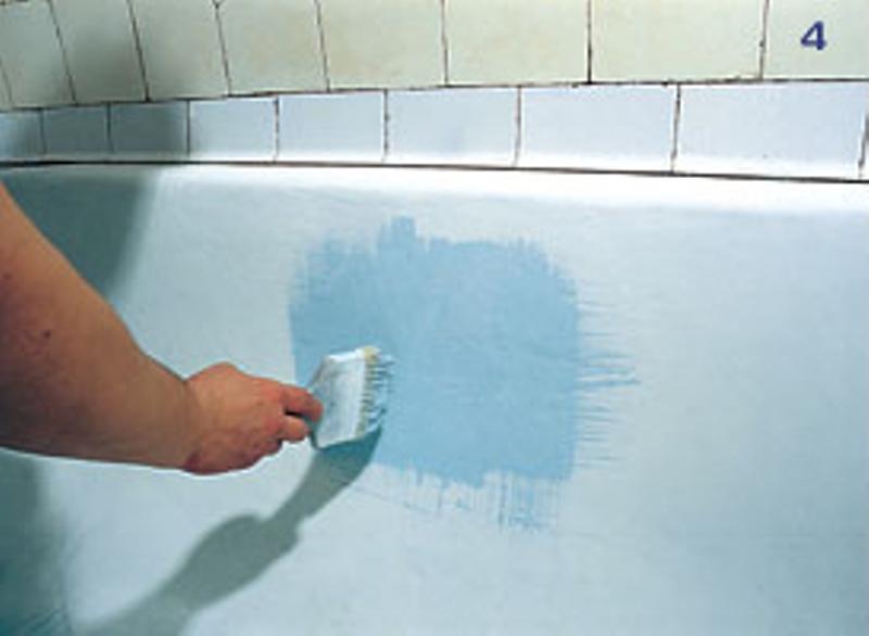 Реставрировать ванну своими руками