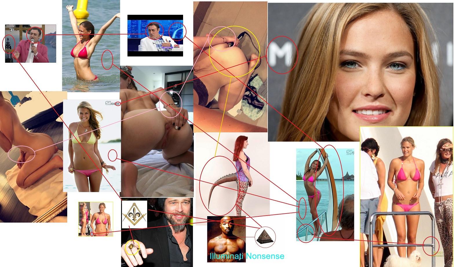 Бар рафаэли видео порно, на кровати лежит бразильская девушка с большими сиськами