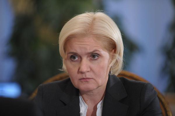 Ольга Голодеы, вице-премьер