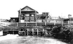 Березовская ГЭС, Зыряновск, 1892г.