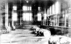 Березовская ГЭС, машзал, 1892 г.