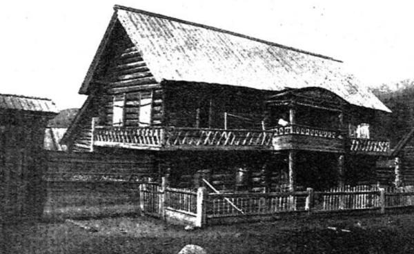 Дом И.К. Коновалова д. Печи