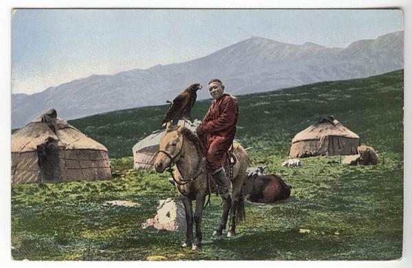 беркутчи, долина реки Аракан, приток Черной Берели.