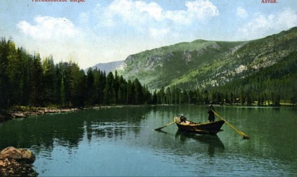 Рахмановское озеро
