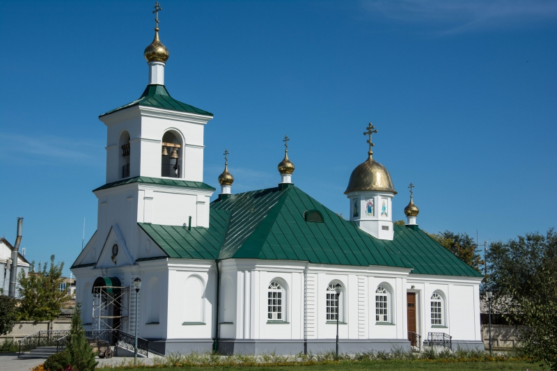 Троицкая церковь.