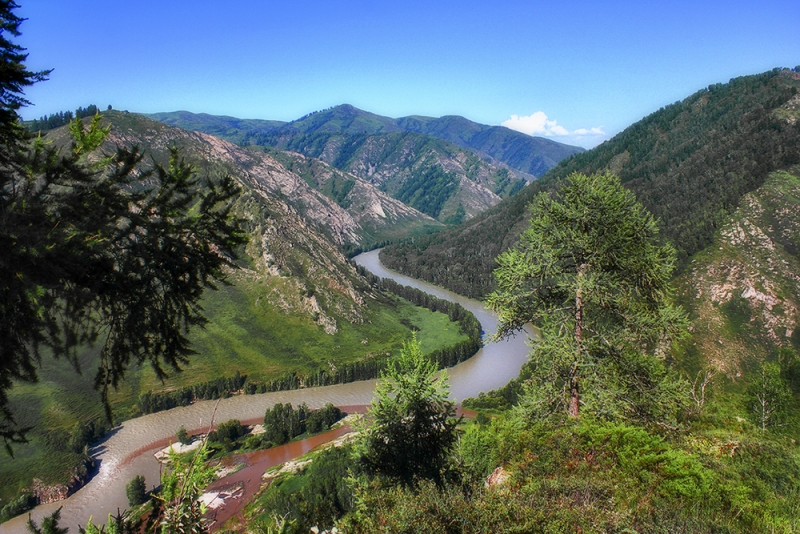 река Бухтарма