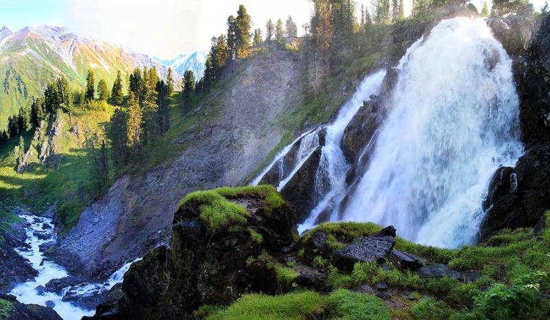 водопад Кокколь