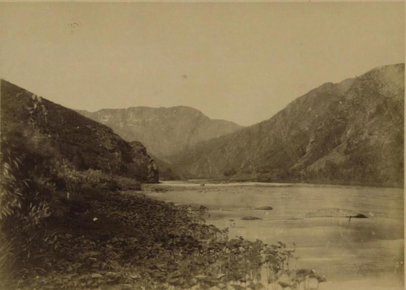 долина Ульбы