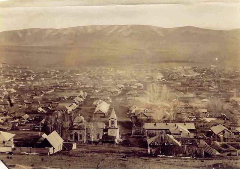 Зыряновское, 1897 г.