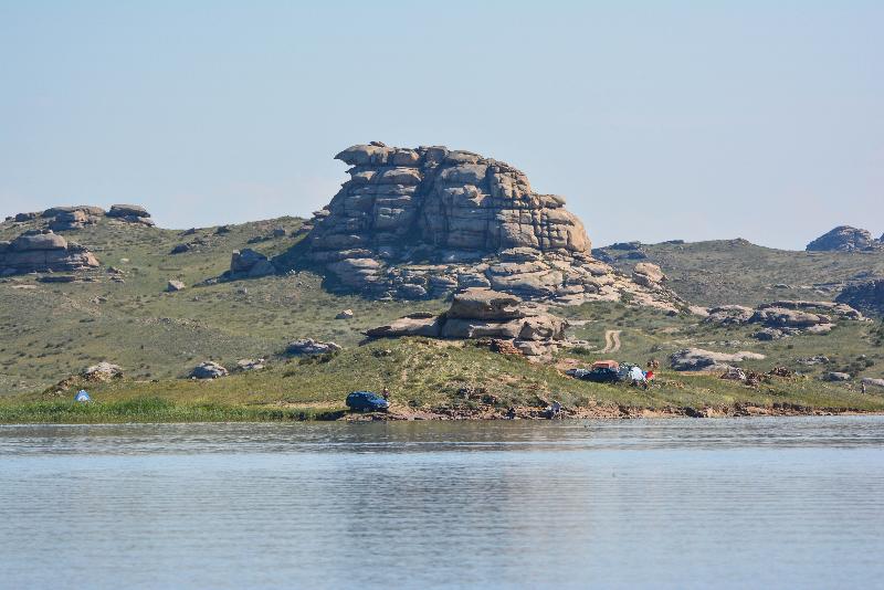 Дубыгалинское озеро