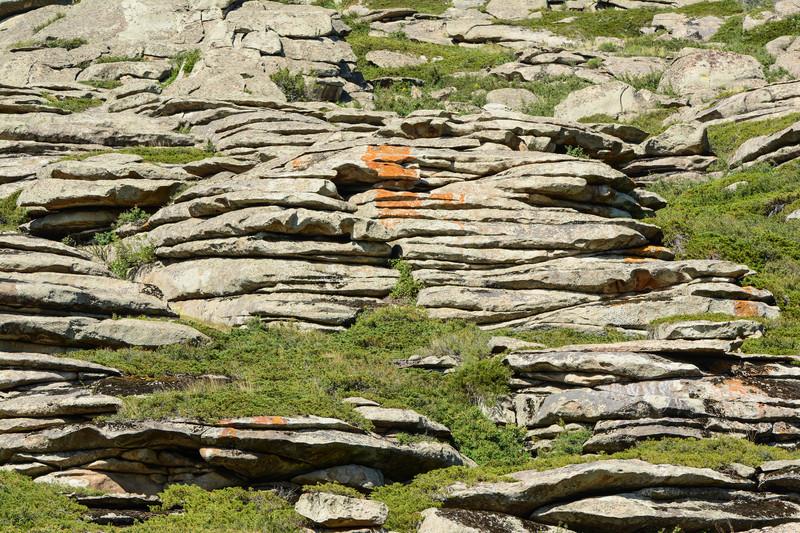 скалы-ступени
