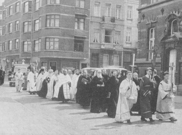 похороны епископа павла мелетьева