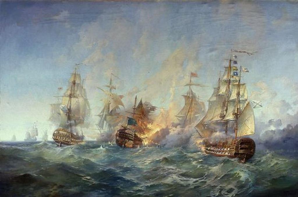 Картинки по запросу картинки Сражение у мыса Тендра (1790 год)