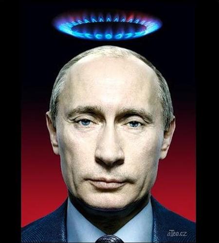 Король Путин