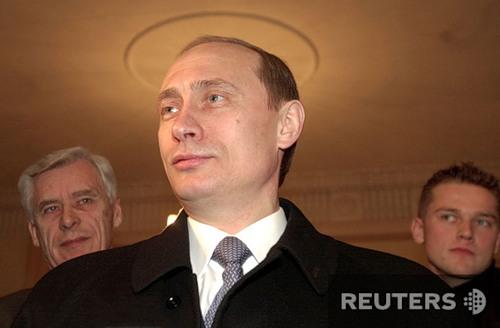 Святой Путин