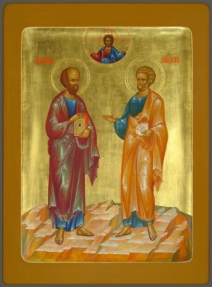 Первоверховные Апостолы Пётр и Павел