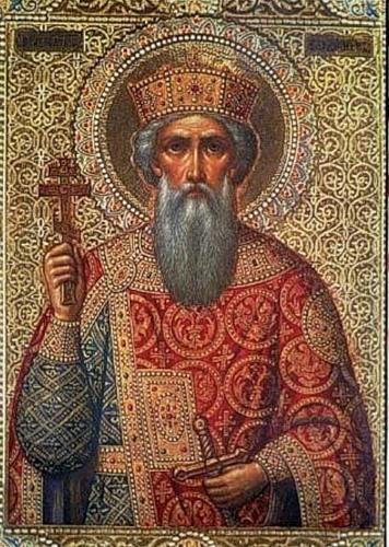 Святой Равноапостольный Владимир