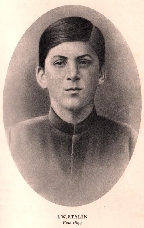 Сталин в юности