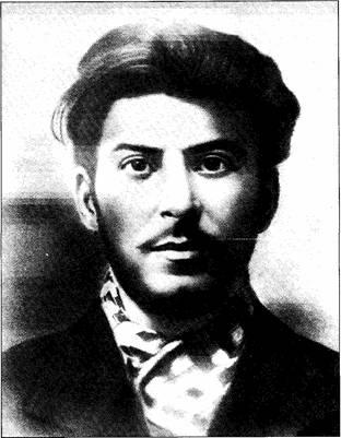 Сталин в молодости
