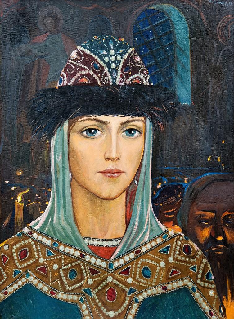 Папе, картинки дмитрий донской и евдокия московская