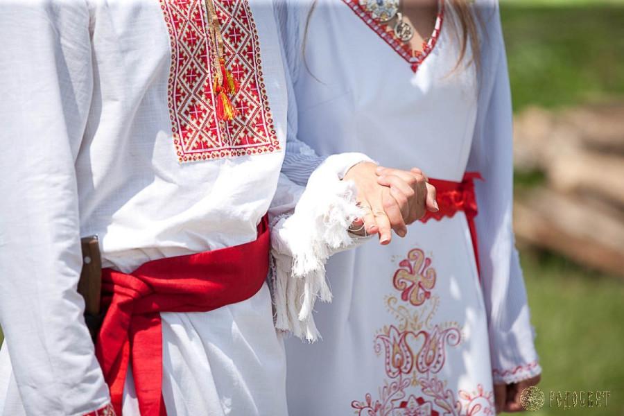 Свадьбы по славянским обрядами