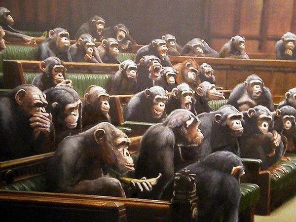 Парламент обезьян