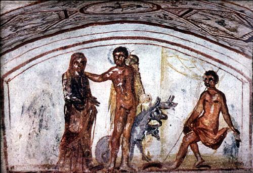 Alcestis-Catacomb