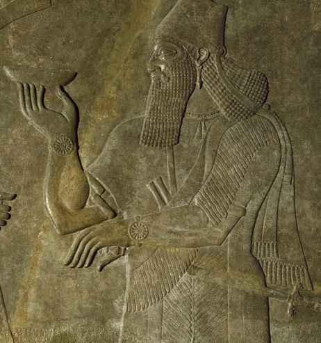 Annunaki-Watch-Water-Offering-Sumerian