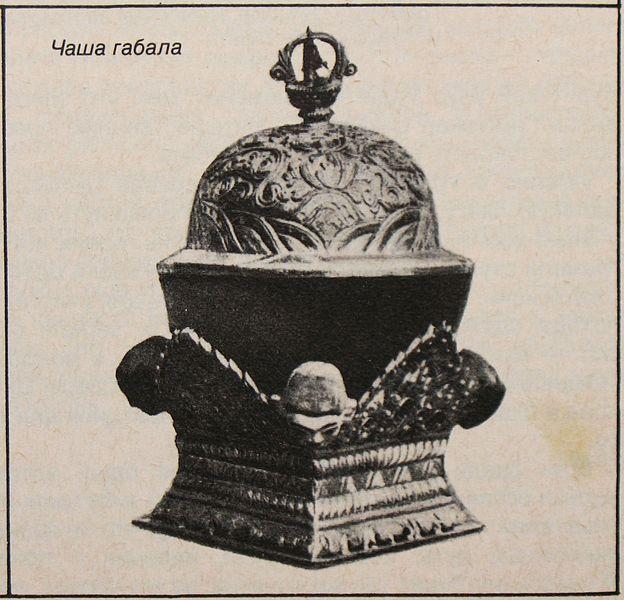 624px-Цыбиков_Чаша_габала_1900е