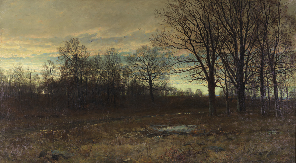 William Trost Richards, February, 1887
