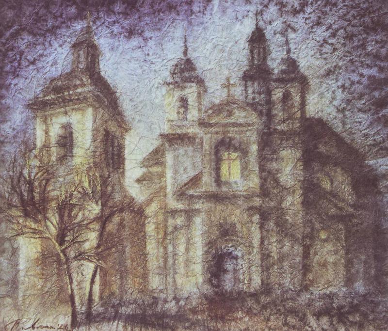 тетяна павлик -  парафіяльний костел 2012