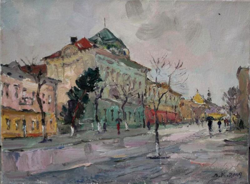 В. Красьоха. Івано-Франківськ 2009