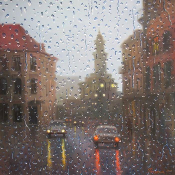 ропяник у станіславі дощ 2013