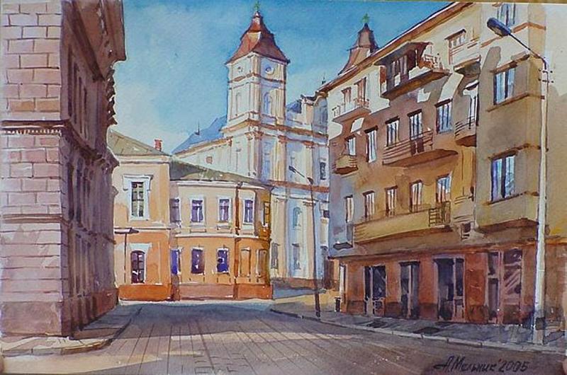 Анатолій Мельник, 2005