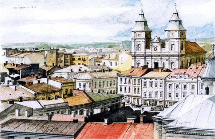 Мирослав Гаталевич- Станіславів 1936