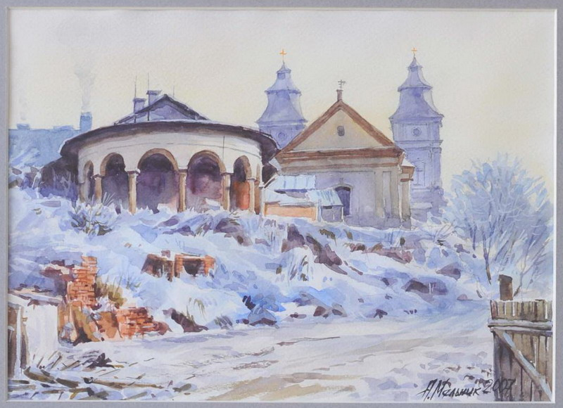 Анатолій Мельник - Зима 2007