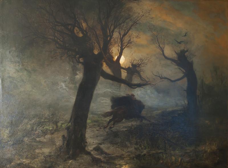 Юлій Клєвєр - лісний цар 1887