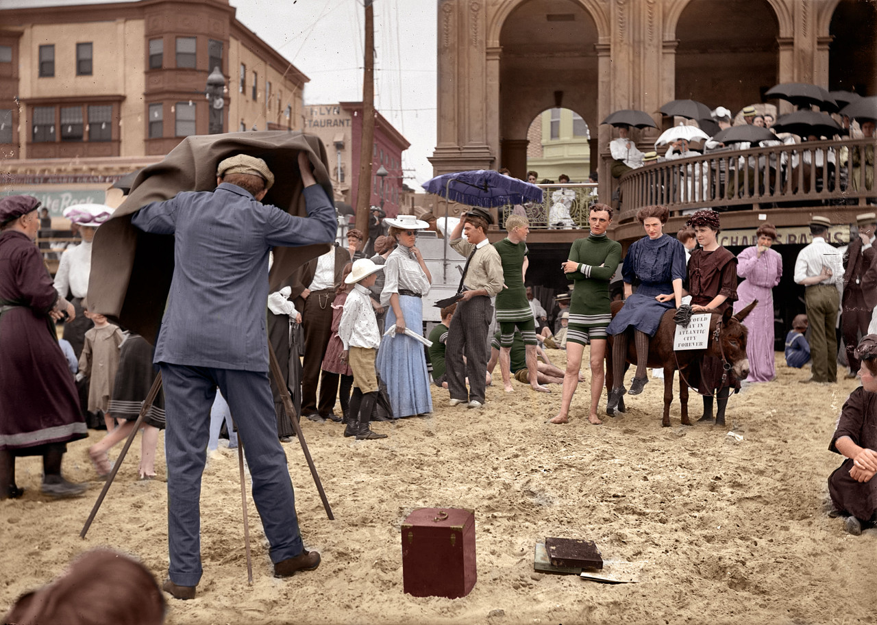 Atlantic City, 1912