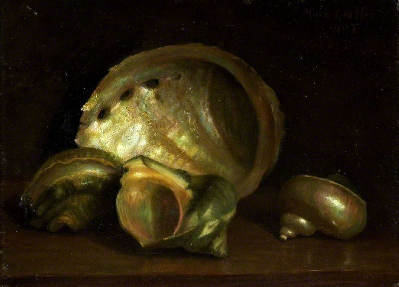 Mark Gertler - Seashells